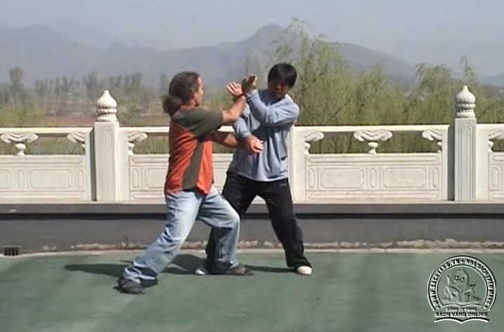 Yin Style Babua Fighting Methods - screenshot 7